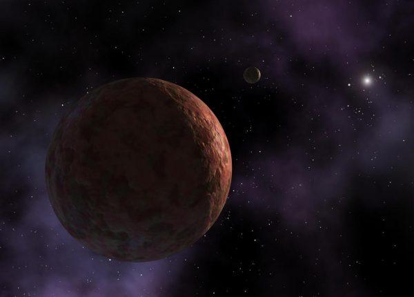 8.9  גופים מחוץ למערכת השמש