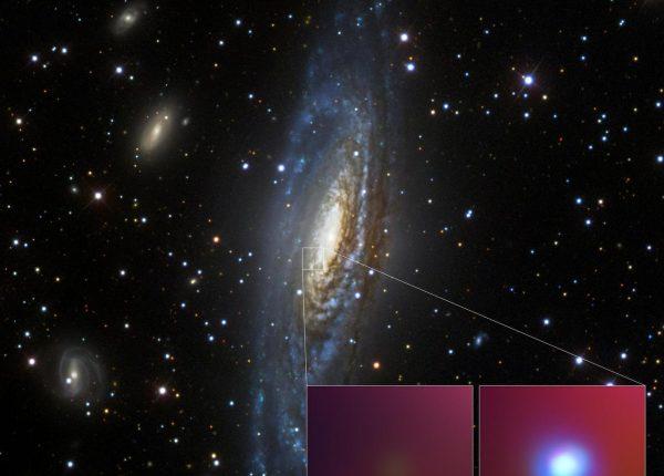 15.7 מרכז הגלקסיה