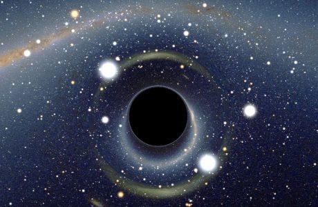 מהם חורים שחורים וכיצד הם נוצרים?
