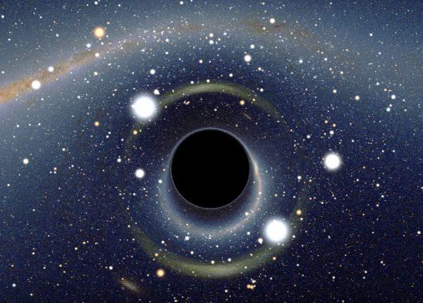 16.15   חורים שחורים בגלקסיות קרובות