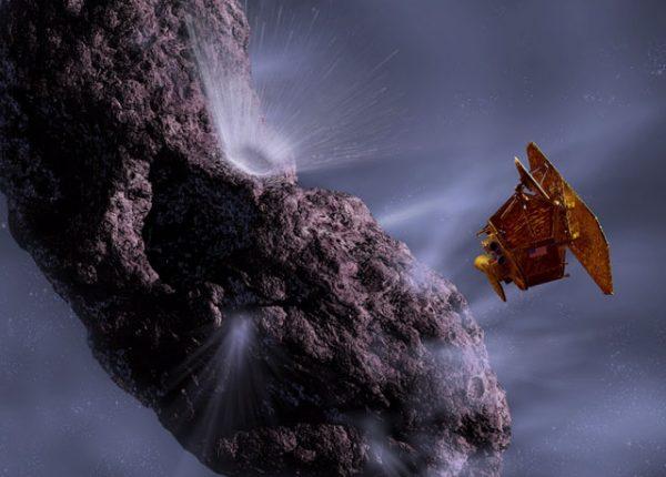 19.5  מולקולות מורכבות בחלל