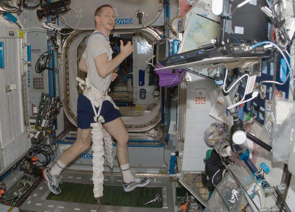 3.20  תחנת חלל בינלאומית