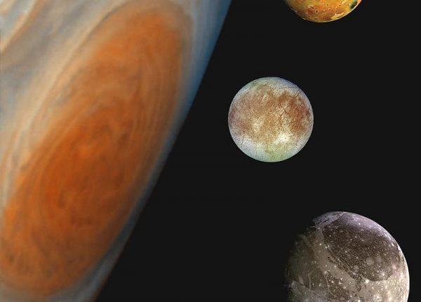 7.12   ירחים של הפלנטות הגדולות