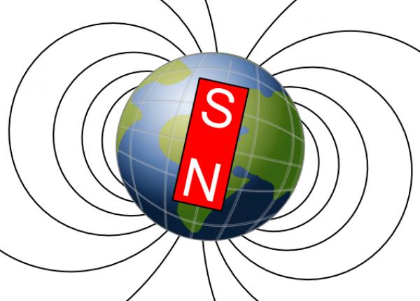 9.14  שדות מגנטיים בפלנטות