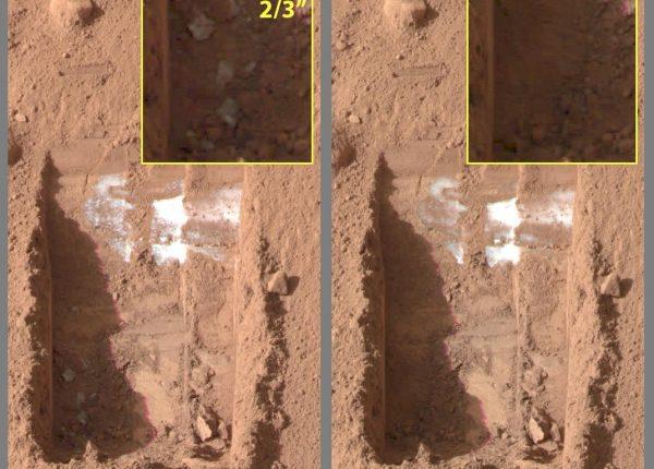 6.13  מבט מקרוב על קרקע מאדים