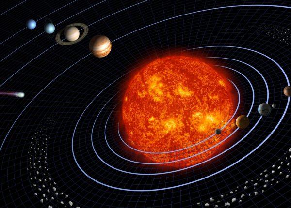 9.1  כיצד נוצרה מערכת השמש?
